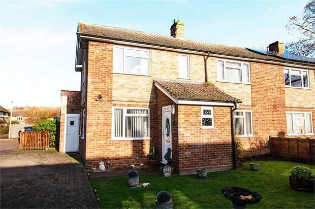 3 Bedrooms Semi Detached House for sale in The Avenue, Ascot, Berkshire