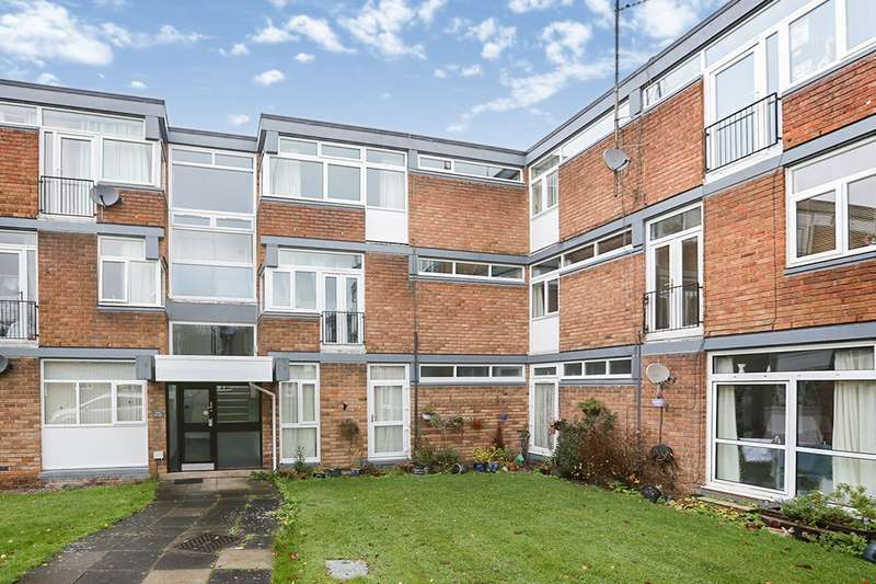 2 Bedrooms Apartment Flat for sale in The Lindens, Newbridge Crescent, Wolverhampton, West Midlands, WV6