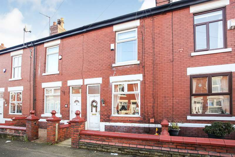 2 Bedrooms House for sale in Elm Grove, Hyde, Greater Manchester, SK14