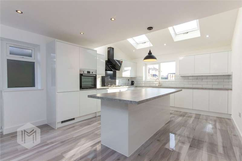 4 Bedrooms Detached House for sale in The Cheethams, Blackrod, Bolton, BL6
