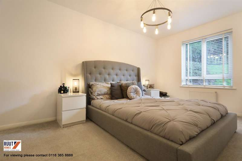2 Bedrooms Apartment Flat for sale in Stephenson Court, Leicester