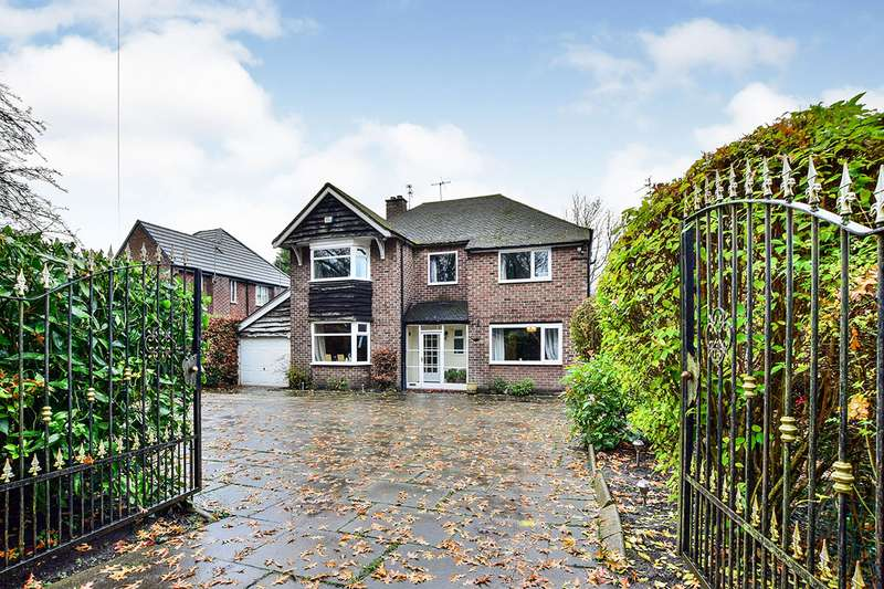 4 Bedrooms Detached House for sale in Wythenshawe Road, Manchester, Greater Manchester, M23