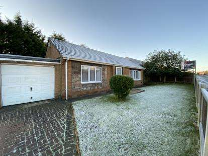 2 Bedrooms Bungalow for sale in Bexhill Road, Ingol, Preston, Lancashire, PR2