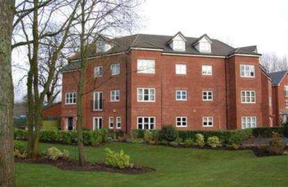 1 Bedroom Flat for sale in Duxbury Gardens, Chorley, Lancashire