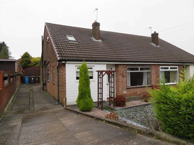 4 Bedrooms Semi Detached Bungalow for sale in Turf Park Road, Royton