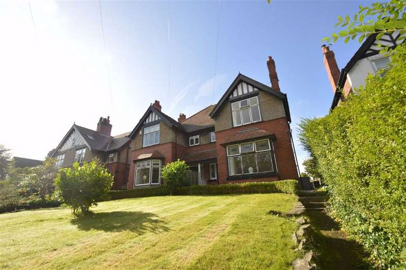 3 Bedrooms Semi Detached House for sale in Buxton Road, Macclesfield
