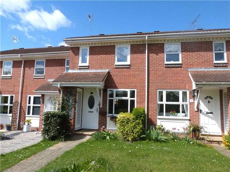 2 Bedrooms Terraced House for sale in Hombrook Drive, Amen Corner, Binfield, Berkshire, RG42