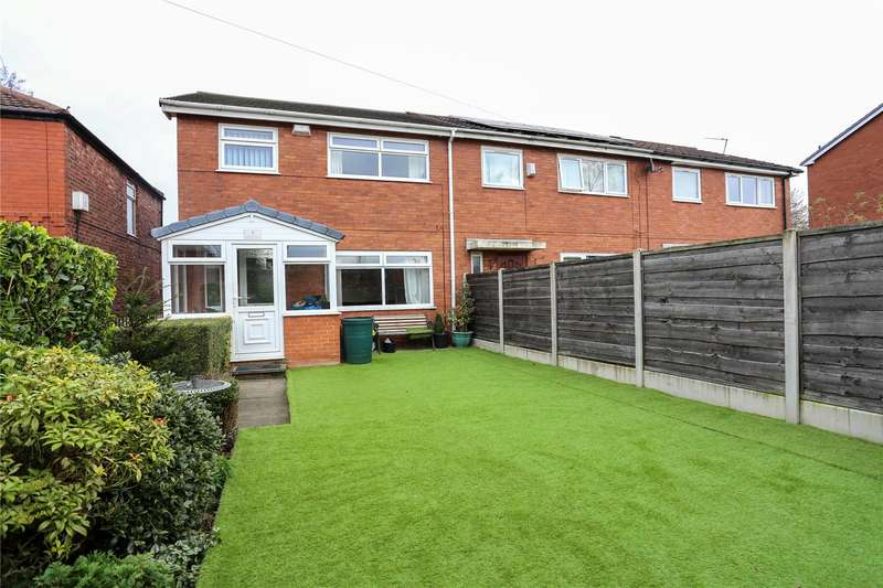 3 Bedrooms End Of Terrace House for sale in Arthur Terrace, Reddish, Stockport, SK5