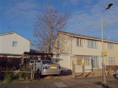 3 Bedrooms Semi Detached House for sale in Kemp Road, Leicester, Leicestershire