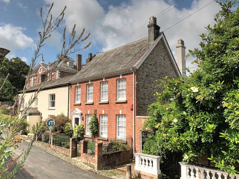 4 Bedrooms Town House for sale in Launceston, Cornwall