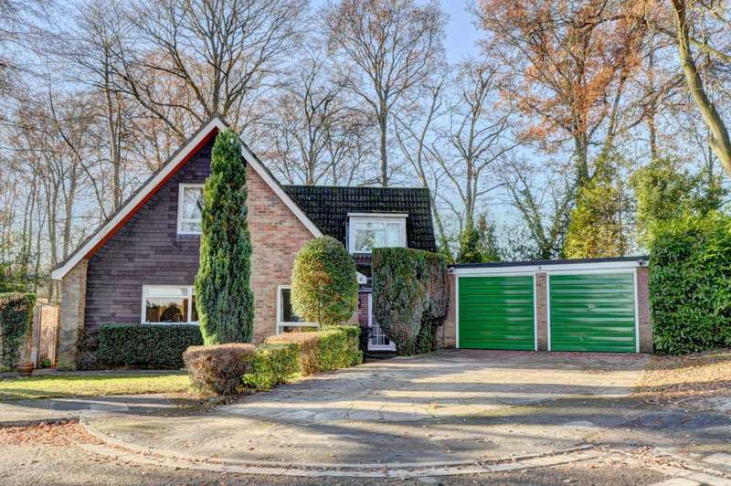 4 Bedrooms Detached House for sale in Olivers Paddock, Marlow Bottom