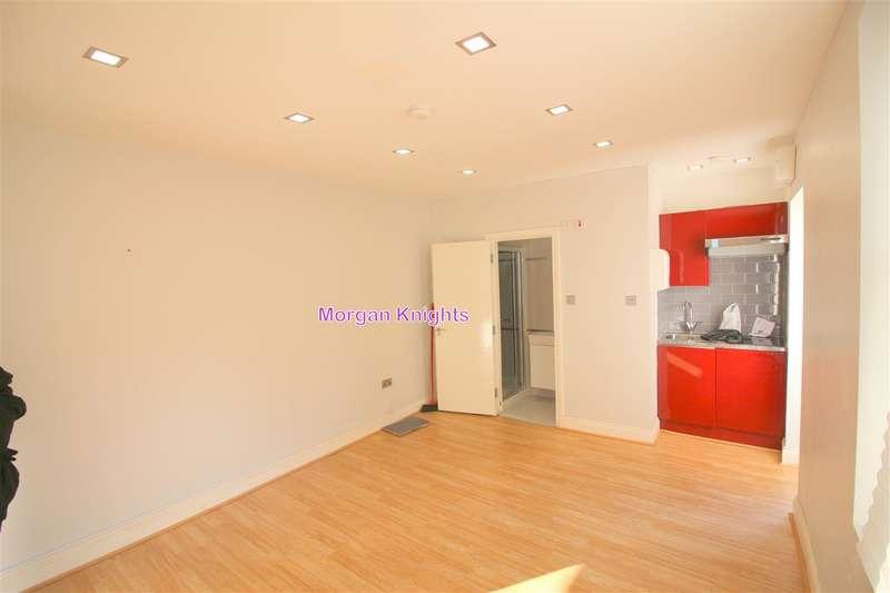 1 Bedroom Studio Flat for sale in Lea Bridge Road, Leyton, E10
