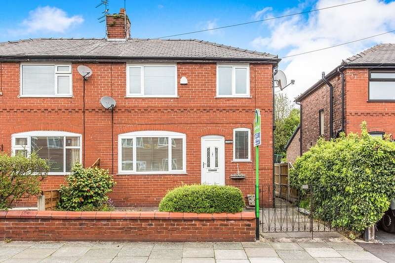 3 Bedrooms Semi Detached House for sale in Manor Road, Swinton, Manchester, Greater Manchester, M27