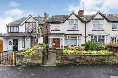 3 Bedrooms Semi Detached House for sale in Monmouth Road, Bearwood, West Midlands, United Kingdom