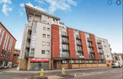 1 Bedroom Flat for sale in Thomas Court, Three Queens Lane, Bristol, Somerset