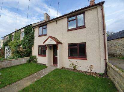 3 Bedrooms Semi Detached House for sale in Mark, Highbridge, Somerset