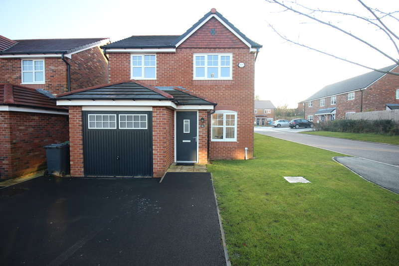 3 Bedrooms Detached House for sale in Sanderling Way, Wesham