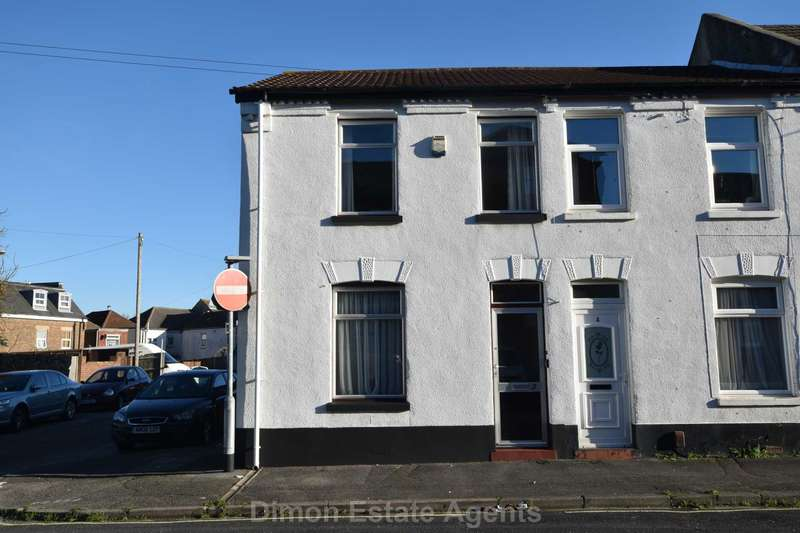 3 Bedrooms End Of Terrace House for sale in Inverness Road, Gosport