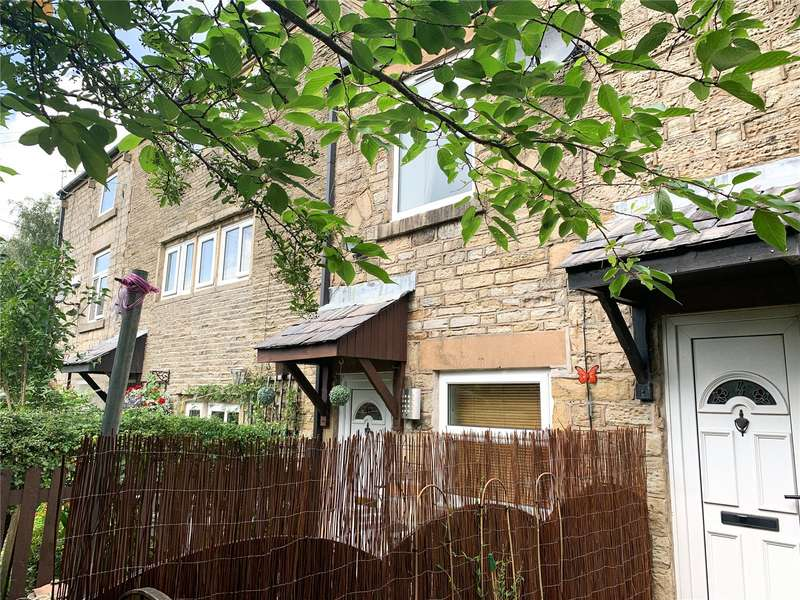2 Bedrooms Terraced House for sale in Bottoms Fold Cottages, Mossley, OL5