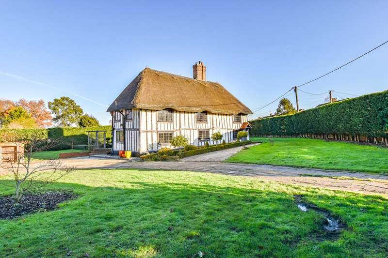 4 Bedrooms Cottage House for sale in Warehouse Road, Stebbing, Dunmow