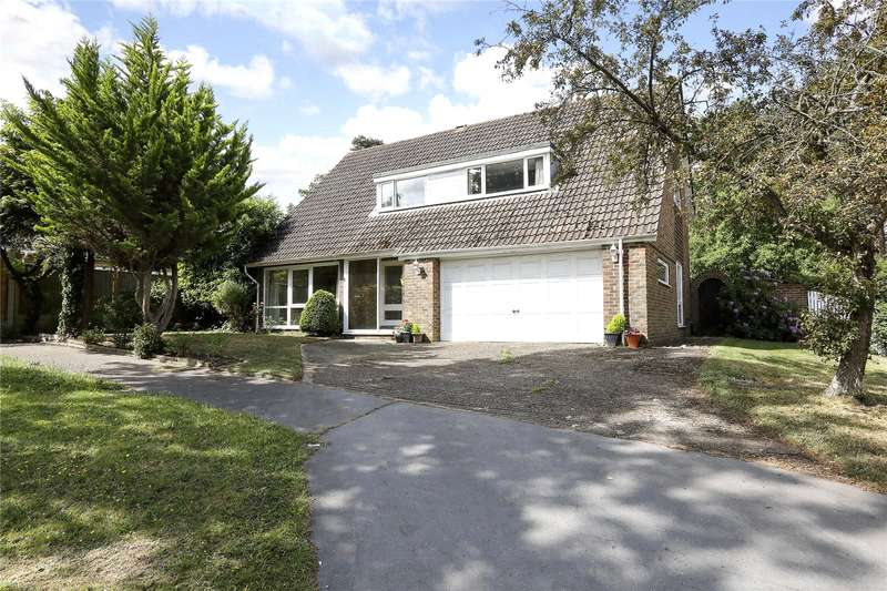 5 Bedrooms Detached House for sale in Mill View Gardens, Croydon