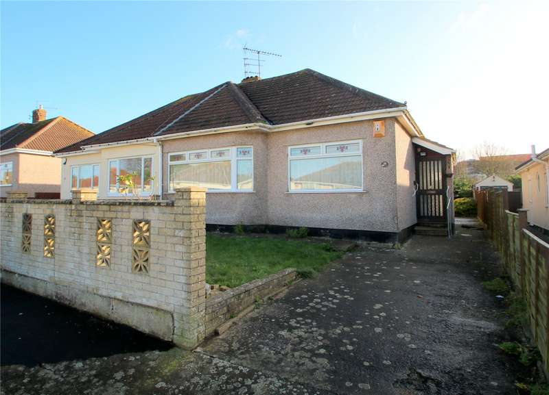 2 Bedrooms Bungalow for sale in Petherton Gardens, BRISTOL BS14