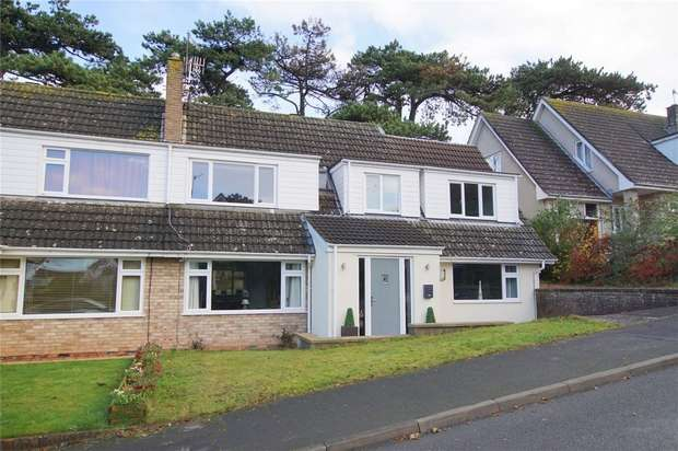 4 Bedrooms Semi Detached House for sale in Nore Park Drive, Portishead, Bristol