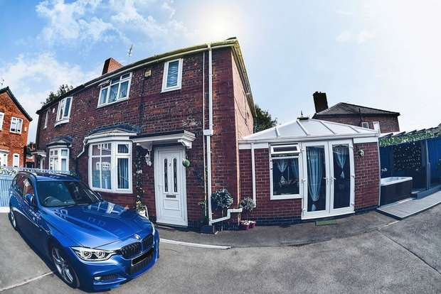 4 Bedrooms Semi Detached House for sale in Mandley Avenue, Manchester