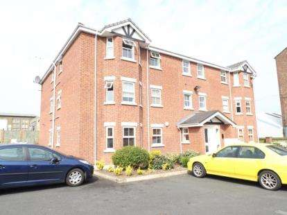 1 Bedroom Flat for sale in The Old Quays, Warrington, Cheshire, WA4