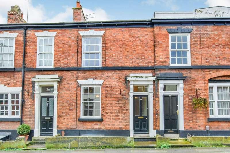 2 Bedrooms House for sale in Prestbury Road, Macclesfield, SK10