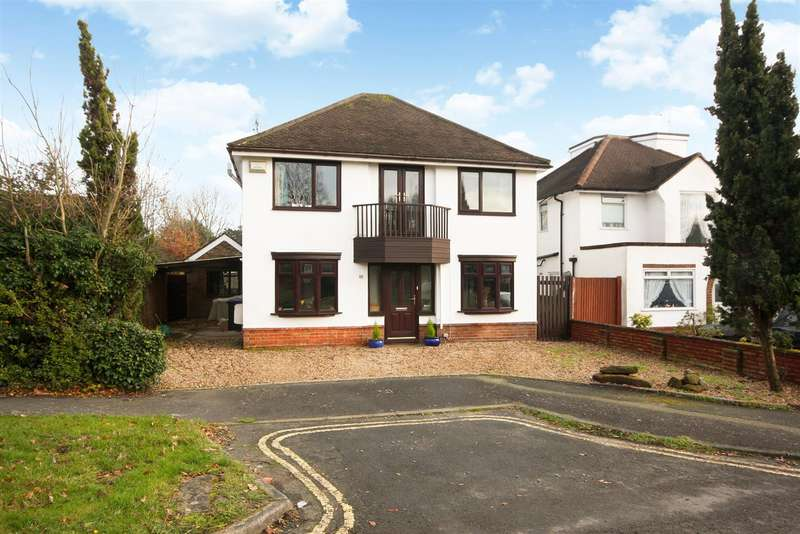 4 Bedrooms House for sale in Park Close, Burgess Hill