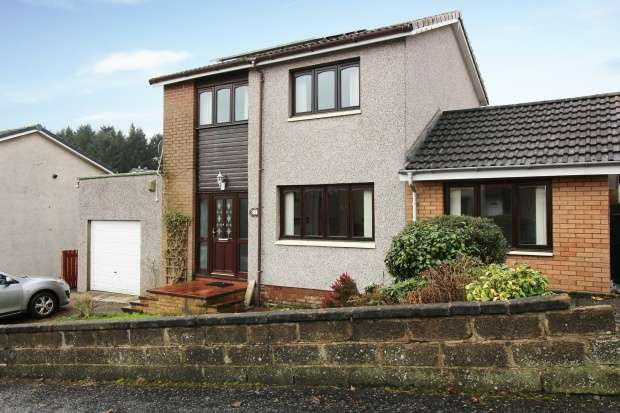 3 Bedrooms Detached House for sale in Gosford Road, Kirkcaldy, Fife, KY2 6TZ