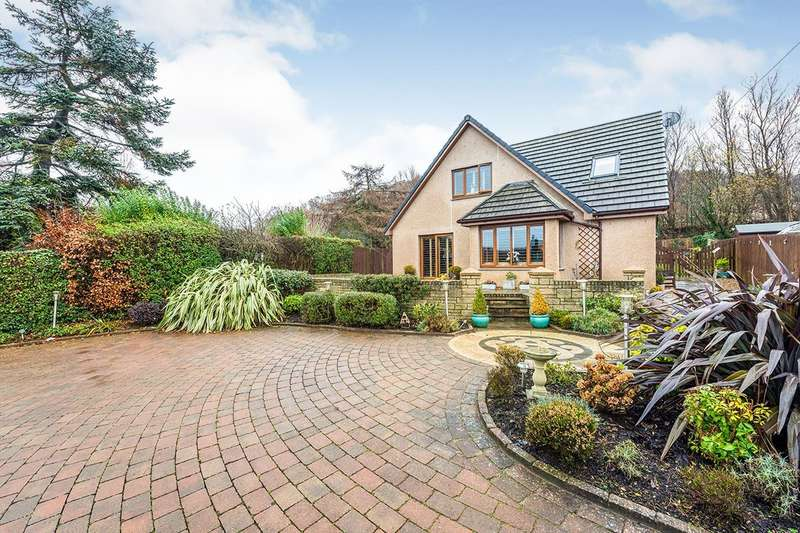 5 Bedrooms Detached House for sale in Main Street, Hillend, Dunfermline, Fife, KY11