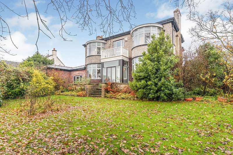 3 Bedrooms Detached House for sale in Mill Lane, Rainhill, Prescot, Merseyside, L35
