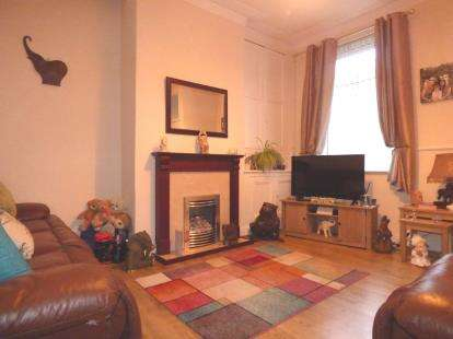 2 Bedrooms Terraced House for sale in Eversleigh Street, Preston, Lancashire, ., PR1
