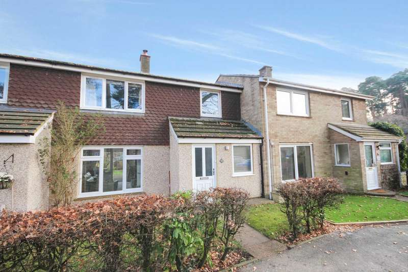 3 Bedrooms Terraced House for sale in Glenwood, Bracknell