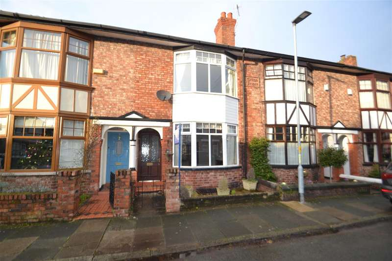 3 Bedrooms Terraced House for sale in Cawdor Street, STOCKTON HEATH, Warrington, WA4