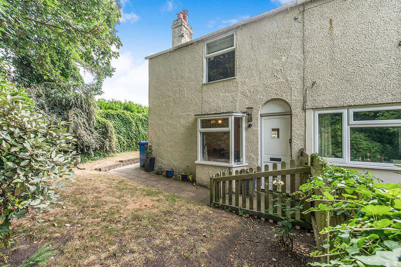 2 Bedrooms Semi Detached House for rent in The Street, Boughton-Under-Blean, Faversham, ME13