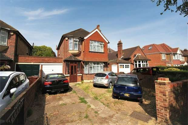 3 Bedrooms Detached House for sale in Bath Road, Hounslow, Greater London