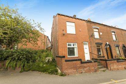 4 Bedrooms End Of Terrace House for sale in Lees Road, Oldham, Greater Manchester
