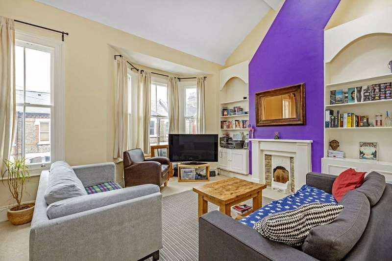 2 Bedrooms Flat for sale in Kathleen Road, London, SW11