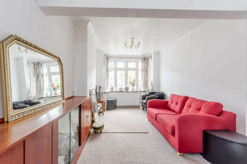 2 Bedrooms Terraced House for sale in Edna Road, Raynes Park, SW20