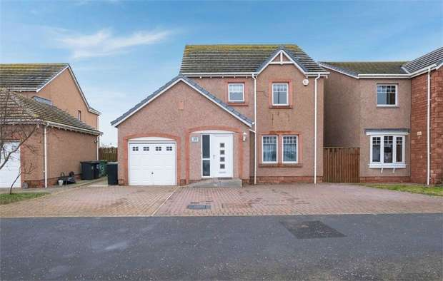 4 Bedrooms Detached House for sale in Mallard Drive, Montrose, Angus