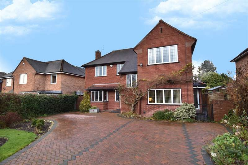 4 Bedrooms Detached House for sale in Tagwell Road, Droitwich, Worcestershire, WR9