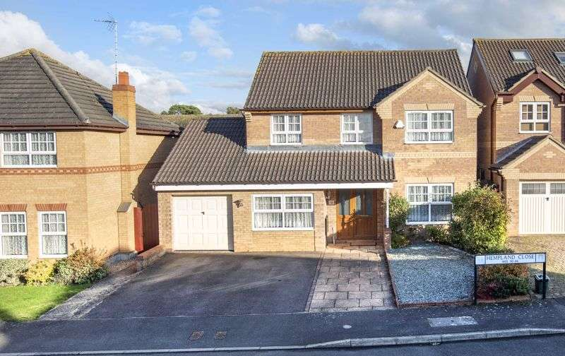 4 Bedrooms Property for sale in Hempland Close, Great Oakley
