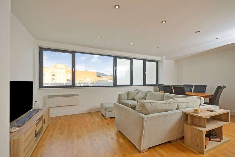 2 Bedrooms Apartment Flat for sale in Medway Street Apartments, 26-28 Medway Street, Maidstone, Kent, ME14