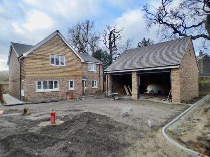 4 Bedrooms Detached House for sale in Westoning Road, Harlington, Dunstable, Bedfordshire