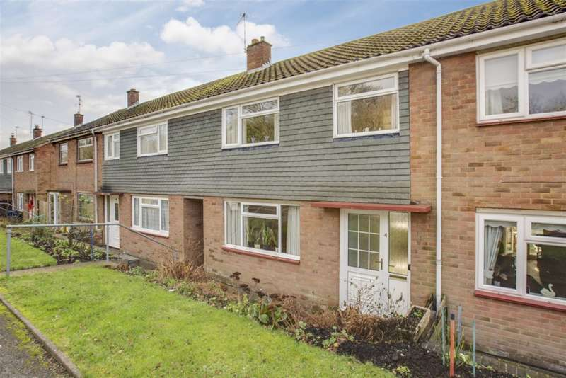 3 Bedrooms Terraced House for sale in Cannon Mill Avenue, Chesham, Buckinghamshire, HP5 1QX