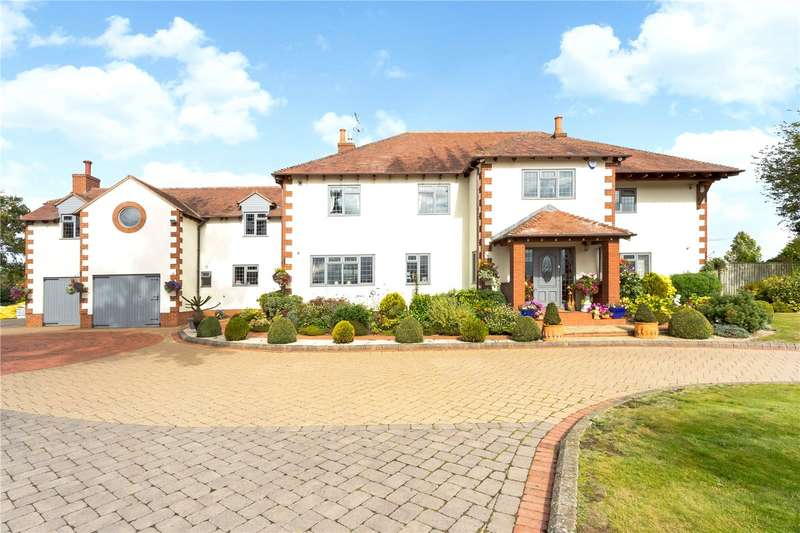 5 Bedrooms Detached House for sale in Ilmington Road, Armscote, Stratford-upon-Avon, Warwickshire, CV37