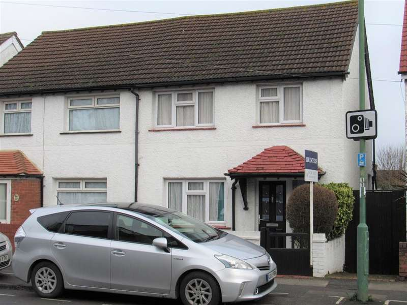 3 Bedrooms Semi Detached House for sale in Green Wrythe Lane, Carshalton, SM5 2DP